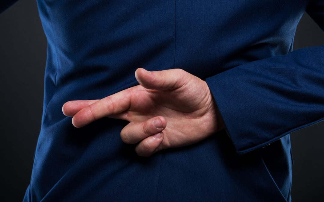 Why People Lie And What Leaders Can Do About It
